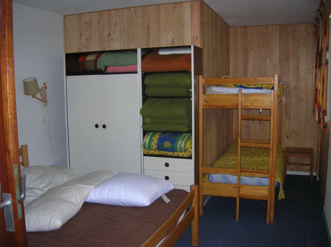 2 rooms appartment 6 pers ski-in ski-out/ Nant Benoit 922