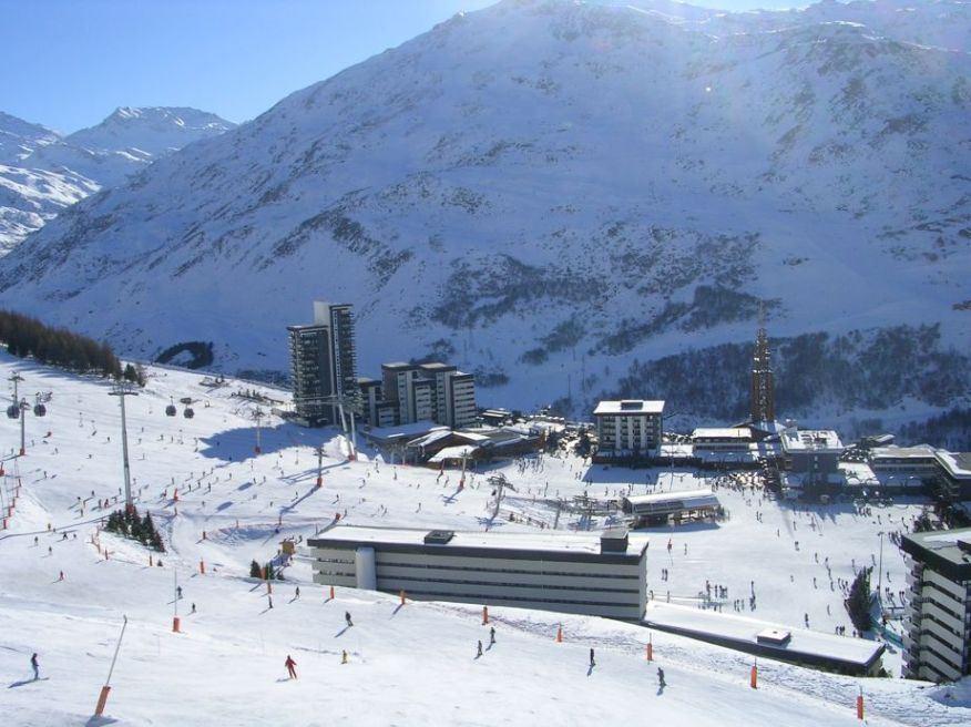 2 pièces 6 pers ski aux pieds/ NANT BENOIT 922