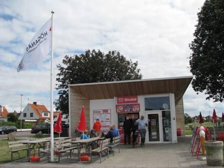 Kvick Kiosken Höganäs
