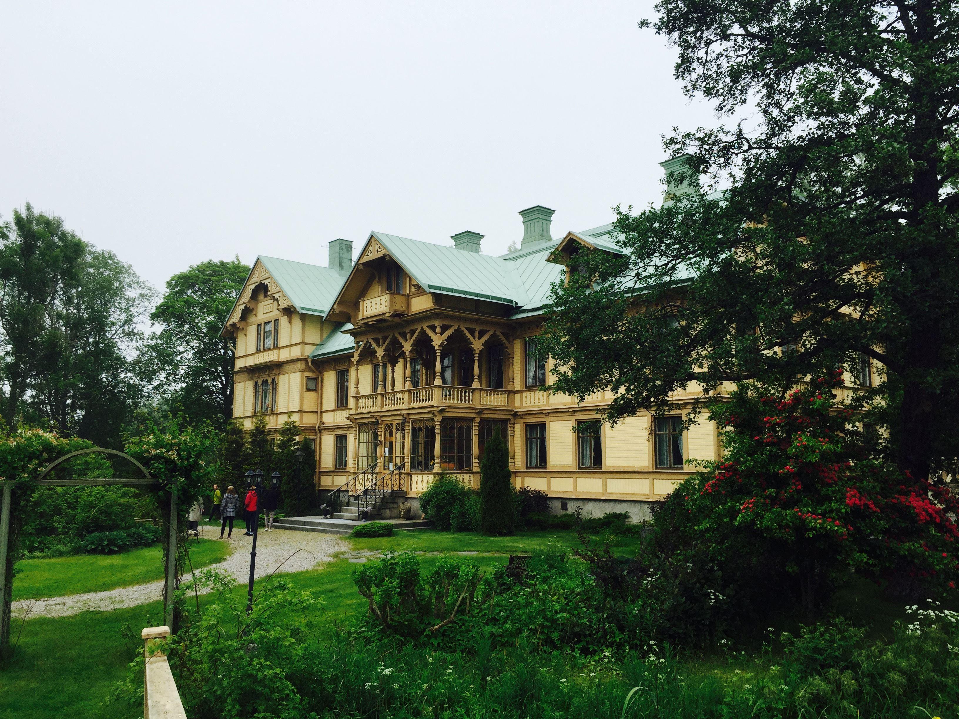 Konferens på Långvinds Herrgård