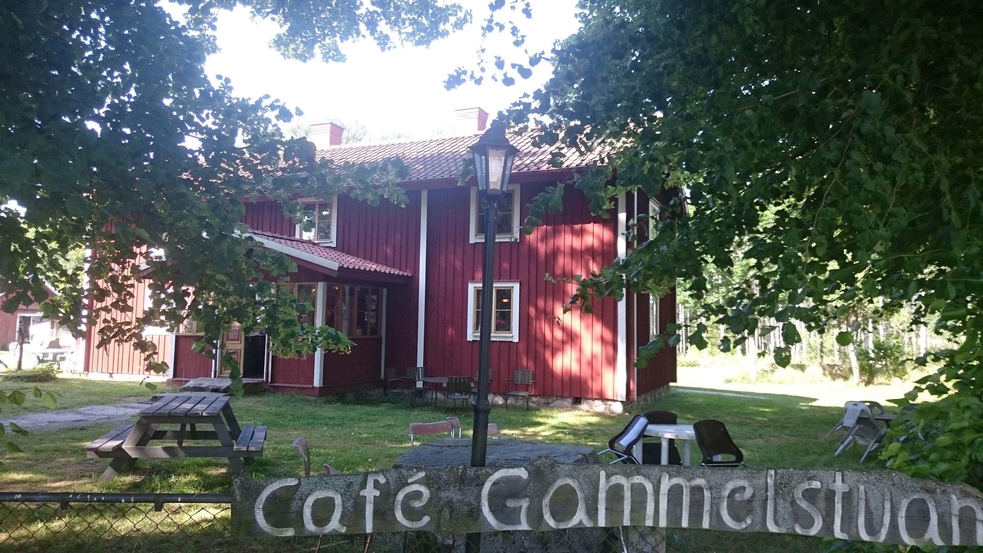 Sofia Carlsson,  © Tingsryds kommun, Café Gammelstua i Bredaslätt