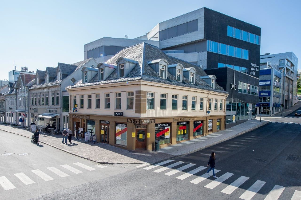 Tromsø Skotøimagasin AS Skoringen