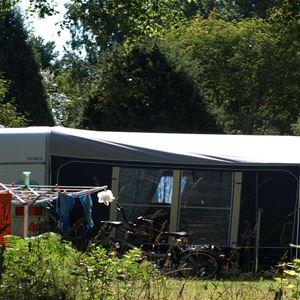 Kaffetorpet Camping på Oknö