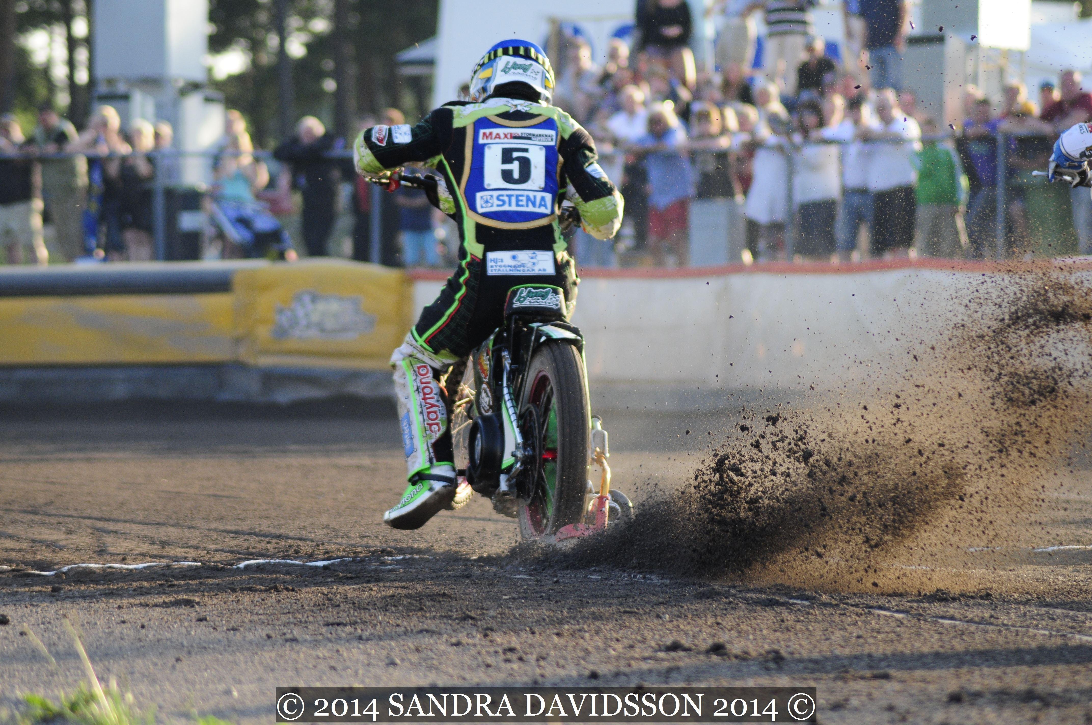 Västervik Speedway - Speedway 54 - Vargarna - Kavaljererna