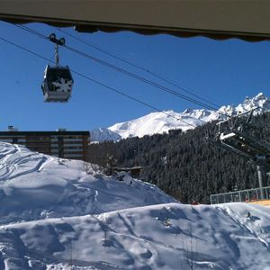 1 studio 3 people ski-in ski-out / LES GRANDES BOSSES 304 (mountain of charm) / Tranquility Booking