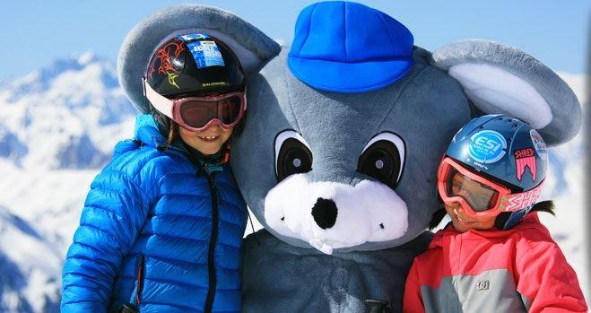ECOLE PROSNEIGE SKI & SNOWBOARD - FORMULE KIDS 3-4 ANS