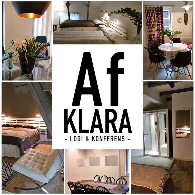 Af Klara Logi & konferens