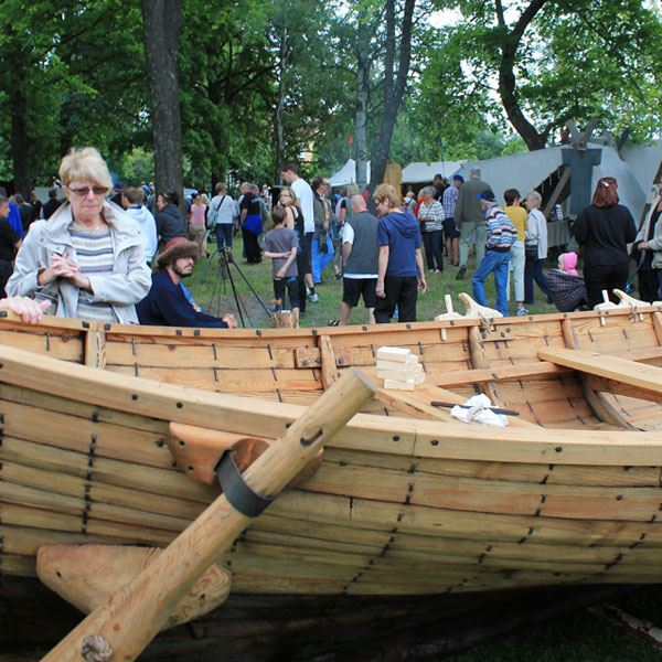 Augustifest i Smedjebacken