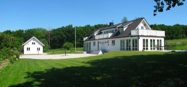 Villa Hillarp och Ripagården