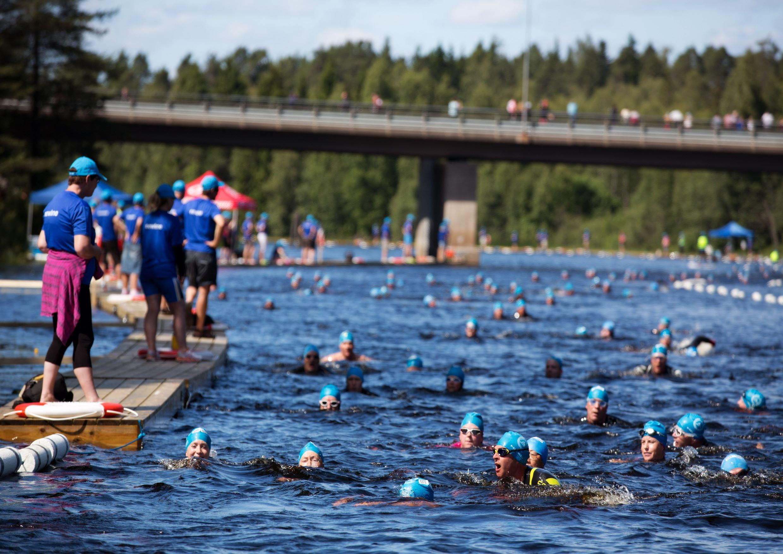 Mickan Palmqvist,  © Vansbrosimningen, Vansbrosimningen