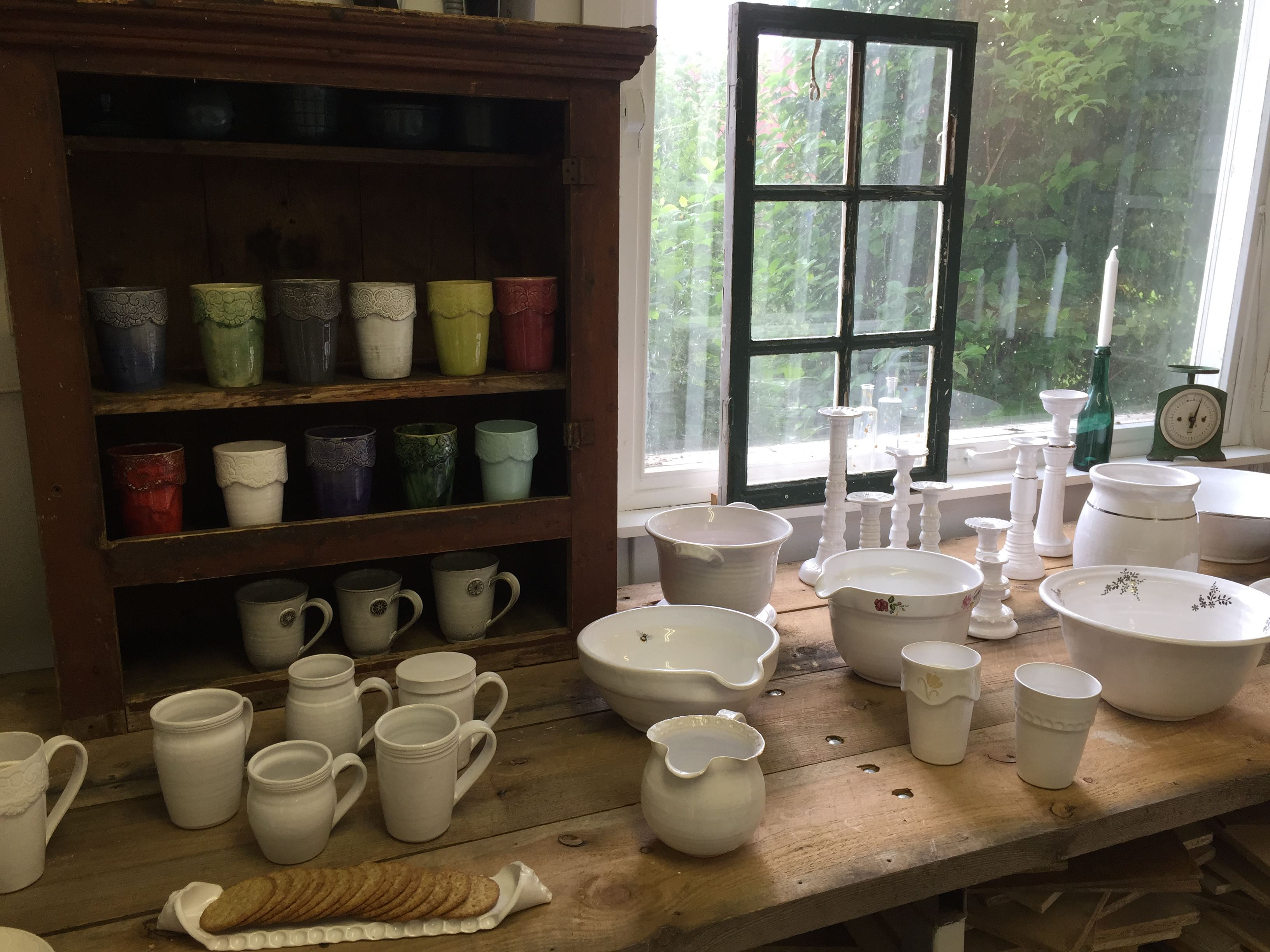 Keramikpaletten