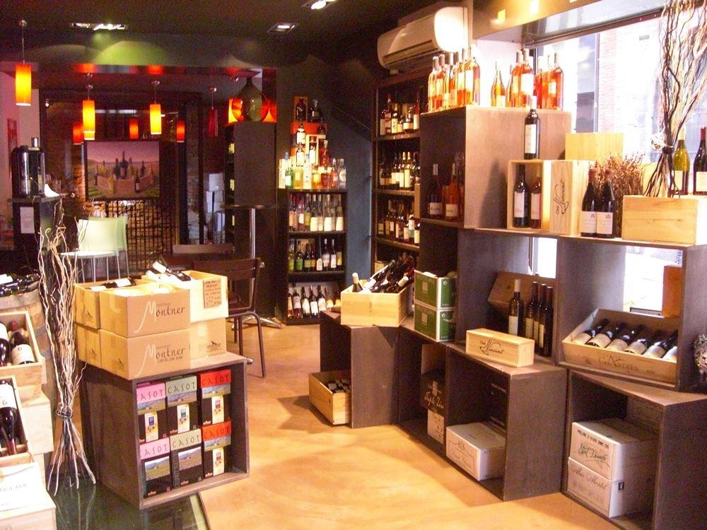 Weinverkostung Chai Vincent