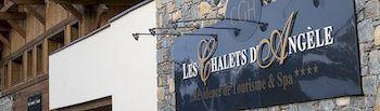 CGH Résidences & Spas Les Chalets d'Angèle - Chatel