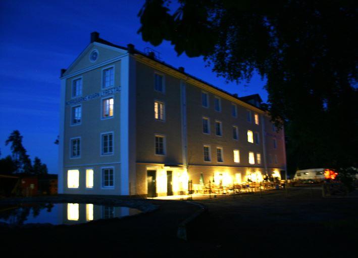 Norrqvarn/Göta kanal, STF Hostel