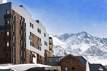 Hôtel Club mmv Val Thorens - Les Arolles