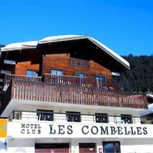 Hôtel Les Combelles - Chatel
