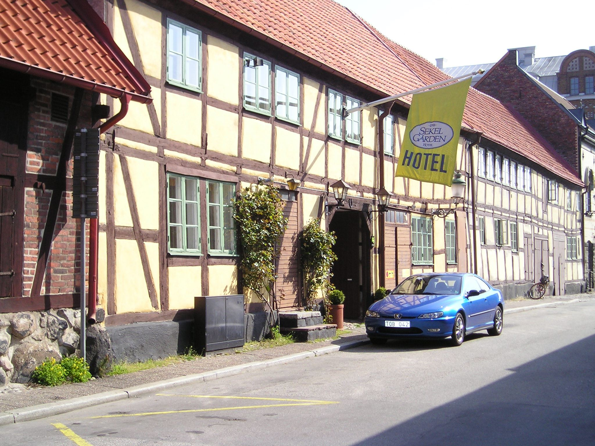 Anno 1793 Sekelgarden Hotel