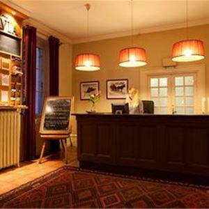 Langley hotel Gustavia - Chamonix
