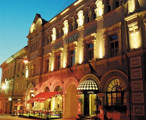 Europa Royale Vilnius