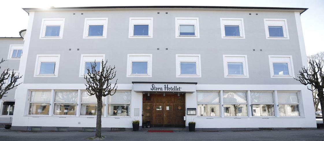 Stora Hotellet | Restaurang & Pub