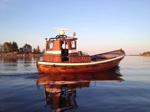 Båtturer i Hudiksvalls skärgård