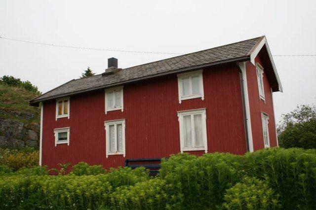 Helgeland museum, Et gammelt Nordlandshus