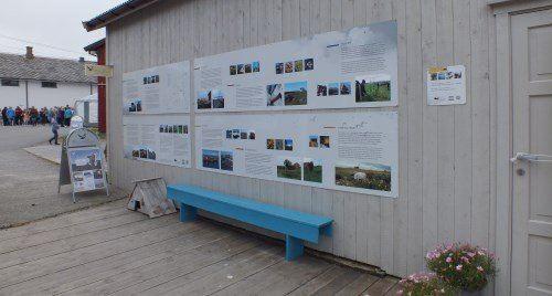 Visitvega.no, Verdensarvutstillingen på Nes