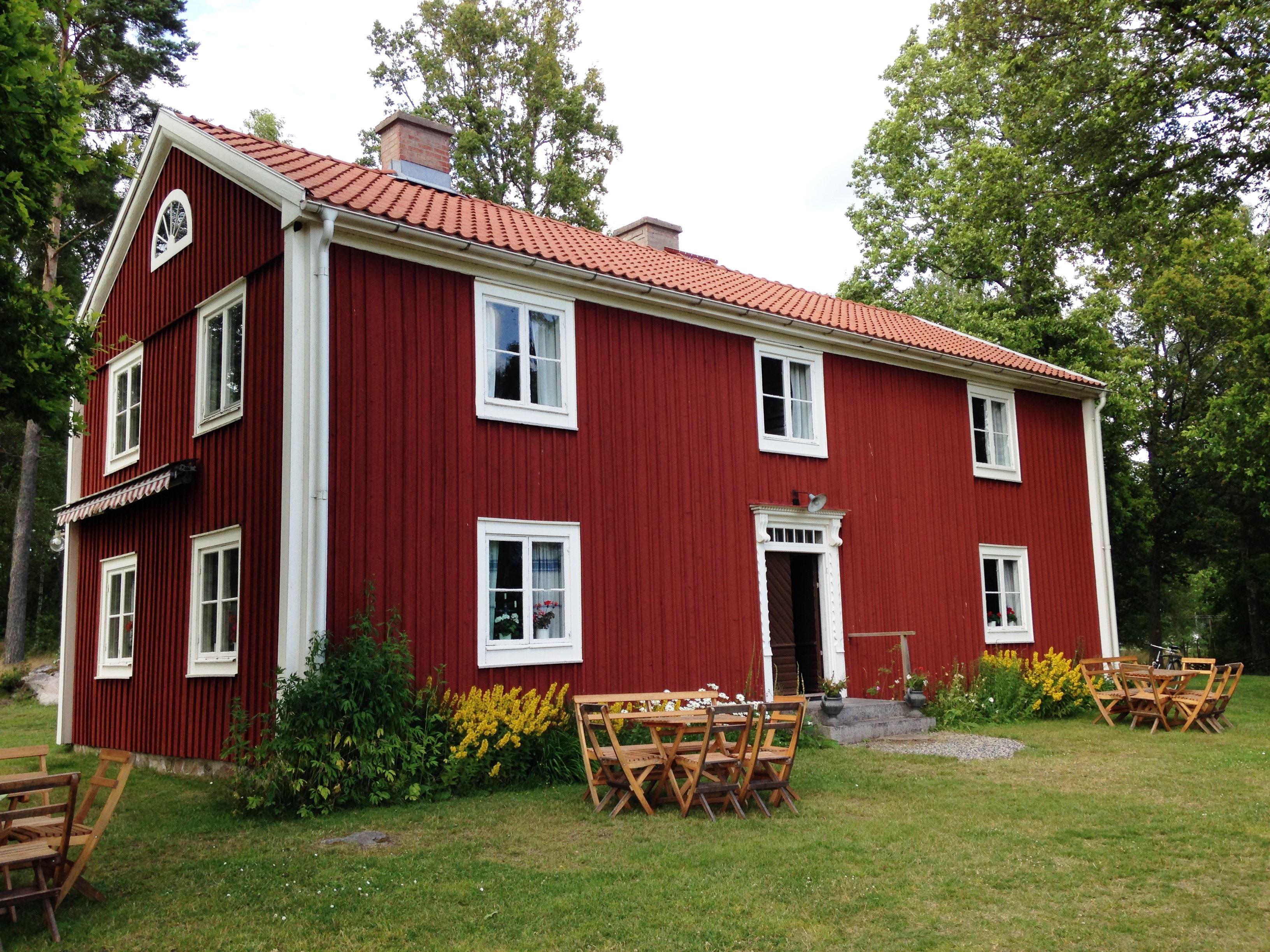 Rosenlund - Skatelövs hembygdsgård
