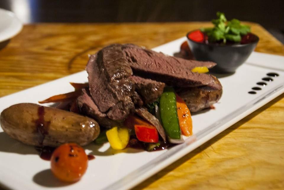 © Best Western Lofoten Hotell, Restaurant Bevares