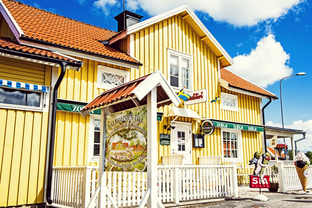 Charlottenlund Bed & Breakfast