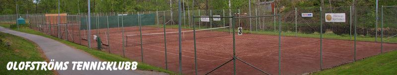 Tennis Courts, Lilla Holje, Olofstrom