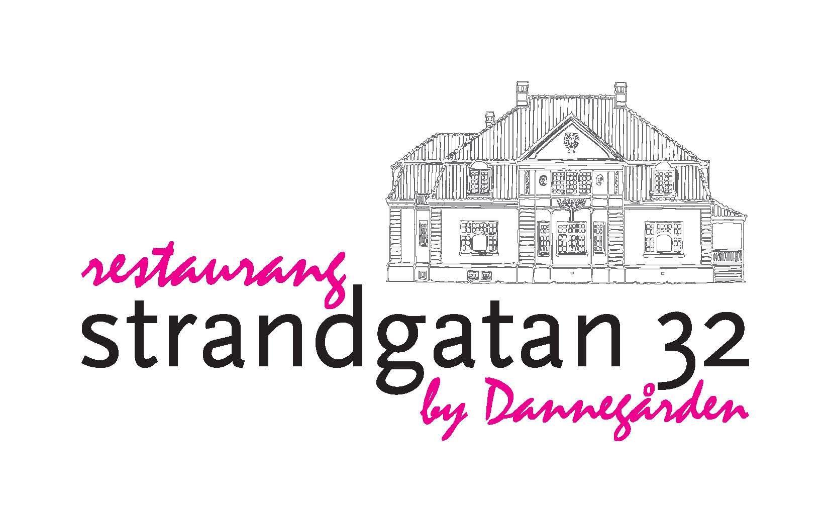 Restaurang Strandgatan 32 by Dannegården