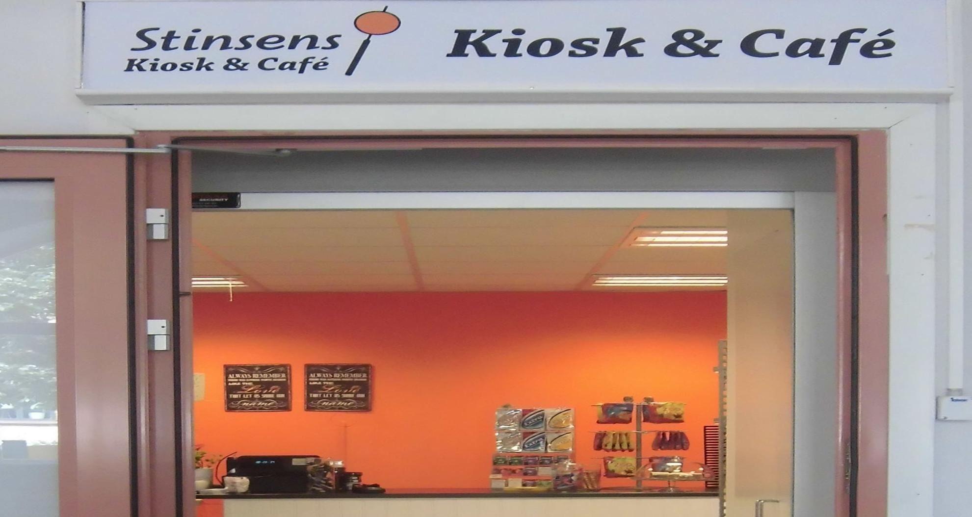 Stinsens Kiosk & Café