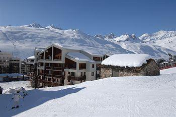 Odalys Residence le hameau du Borsat - Tignes
