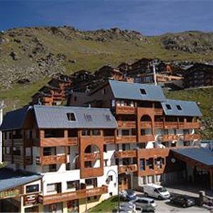 Odalys Residence Le Valset - Val Thorens