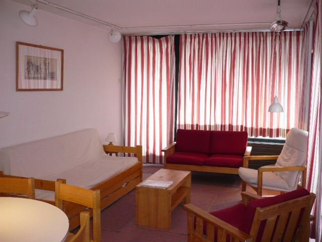 3 rooms 8 Pers ski-in ski-out / DORONS 601