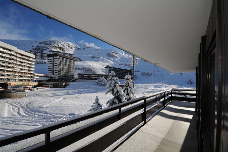 3 Rooms 8 Pers ski-in ski-out / OISANS 25