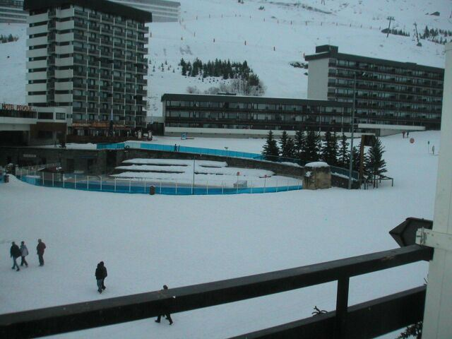 Studio 2 Pers skis aux pieds / OISANS 36