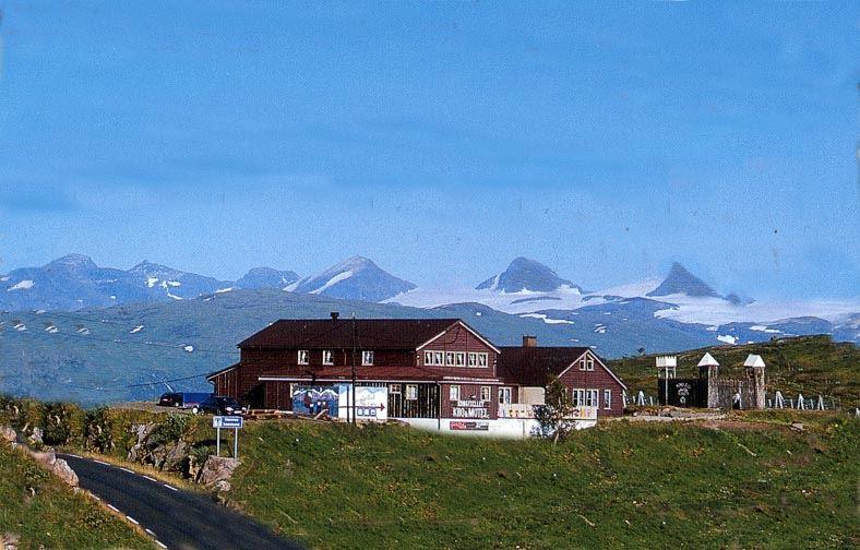 korgenfjellet.no, Korgfjellet Fjellstue