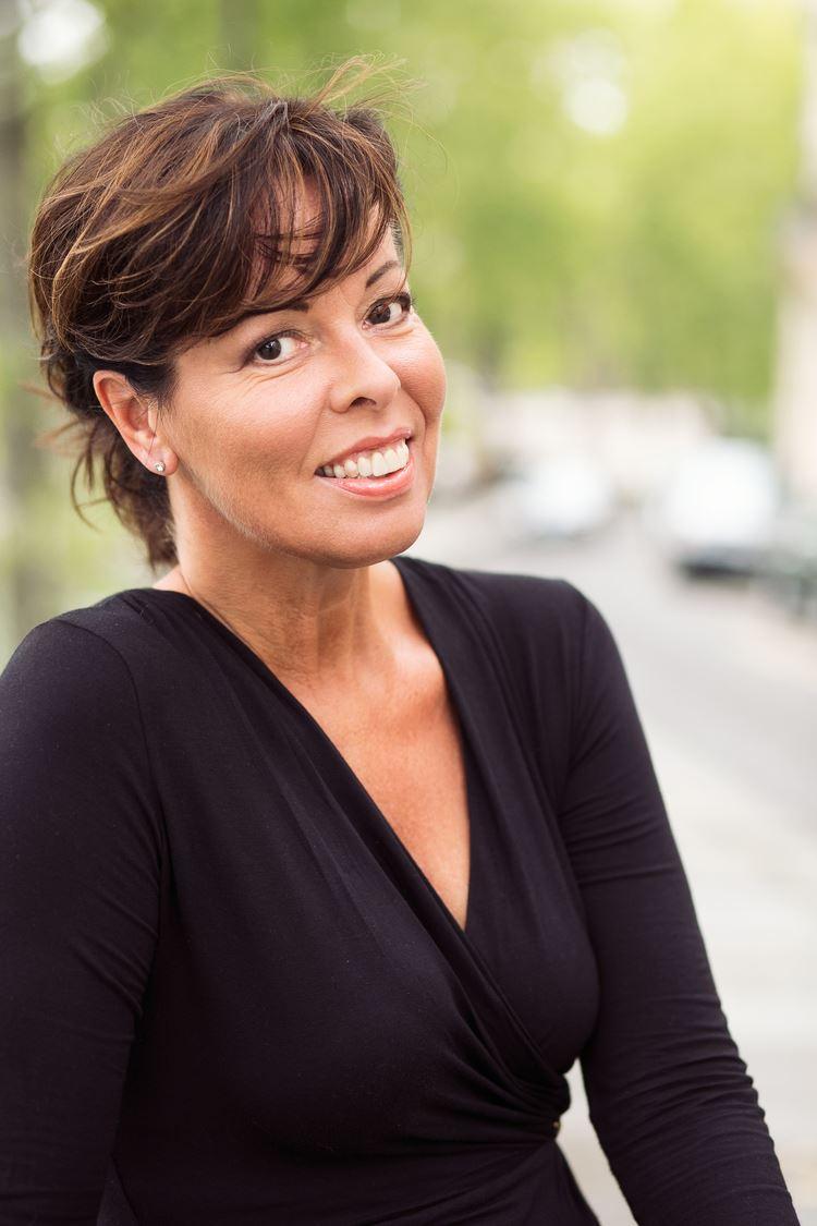 """Årets talare 2014 - Christina Stielli, """"Älska jobbet! Orka förändring!"""
