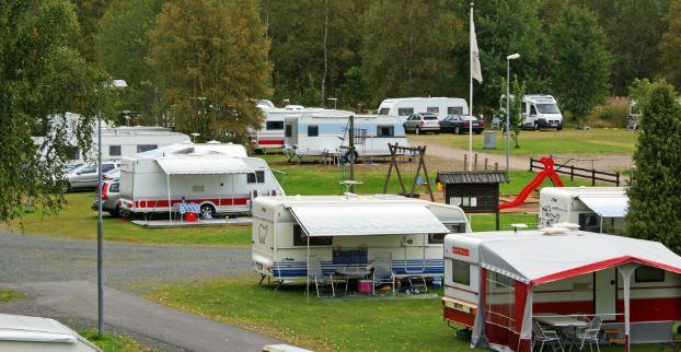 Lövhult campsite