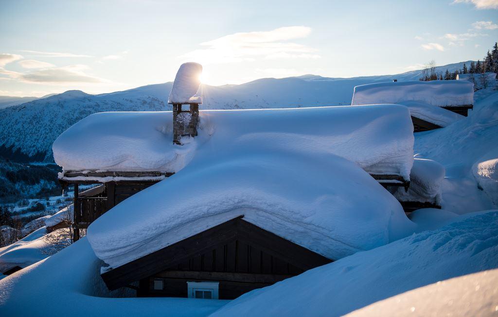 Myrkdalen Fjellandsby - hytter