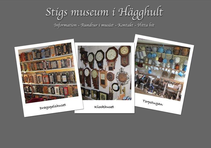 Stigs Museum i Hägghult