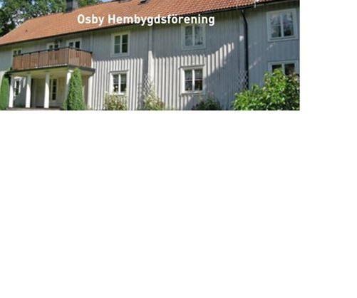 Osby Hembygdsförening
