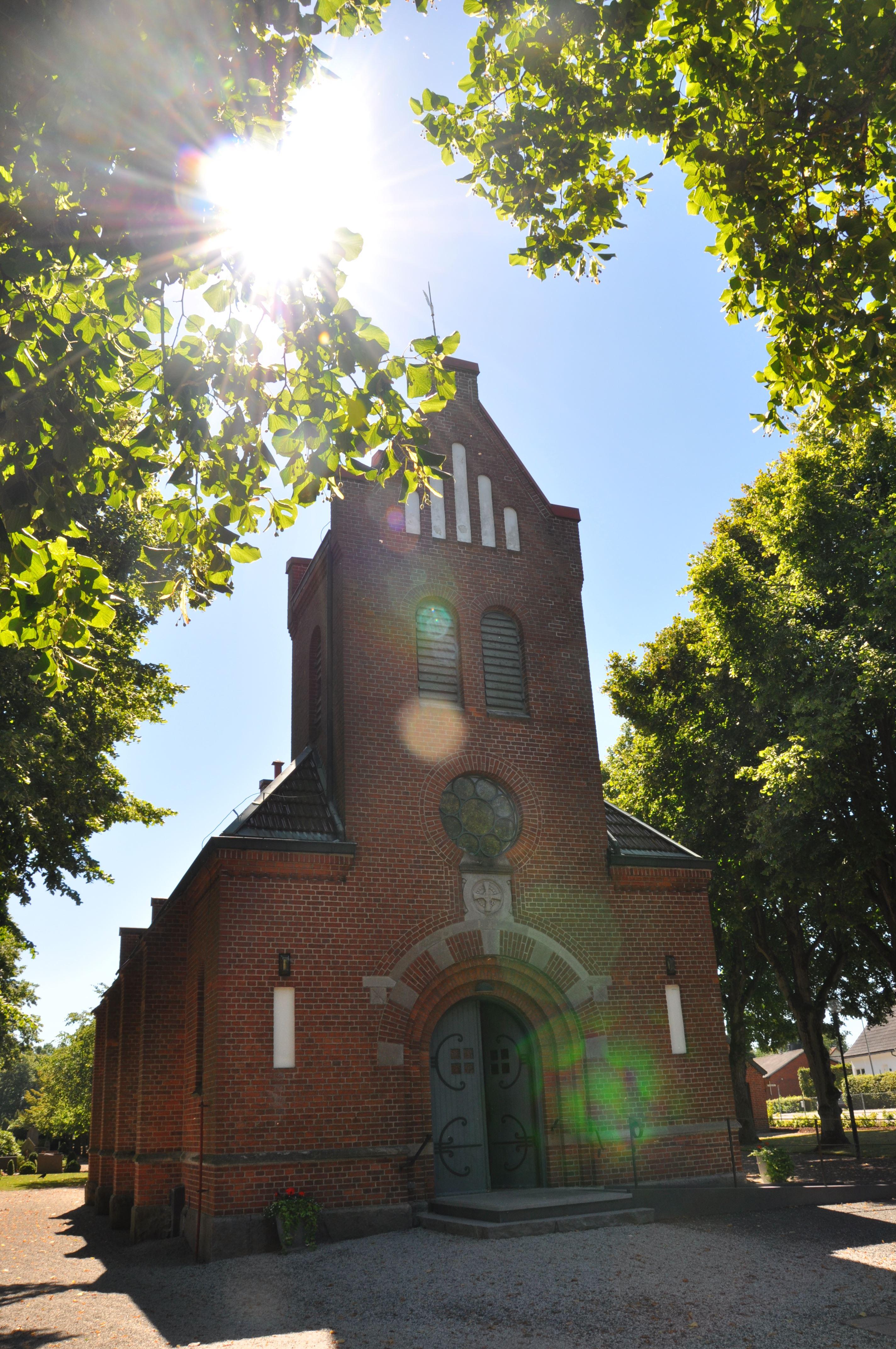 Foto: Elin Andersson, Tomelilla kyrka