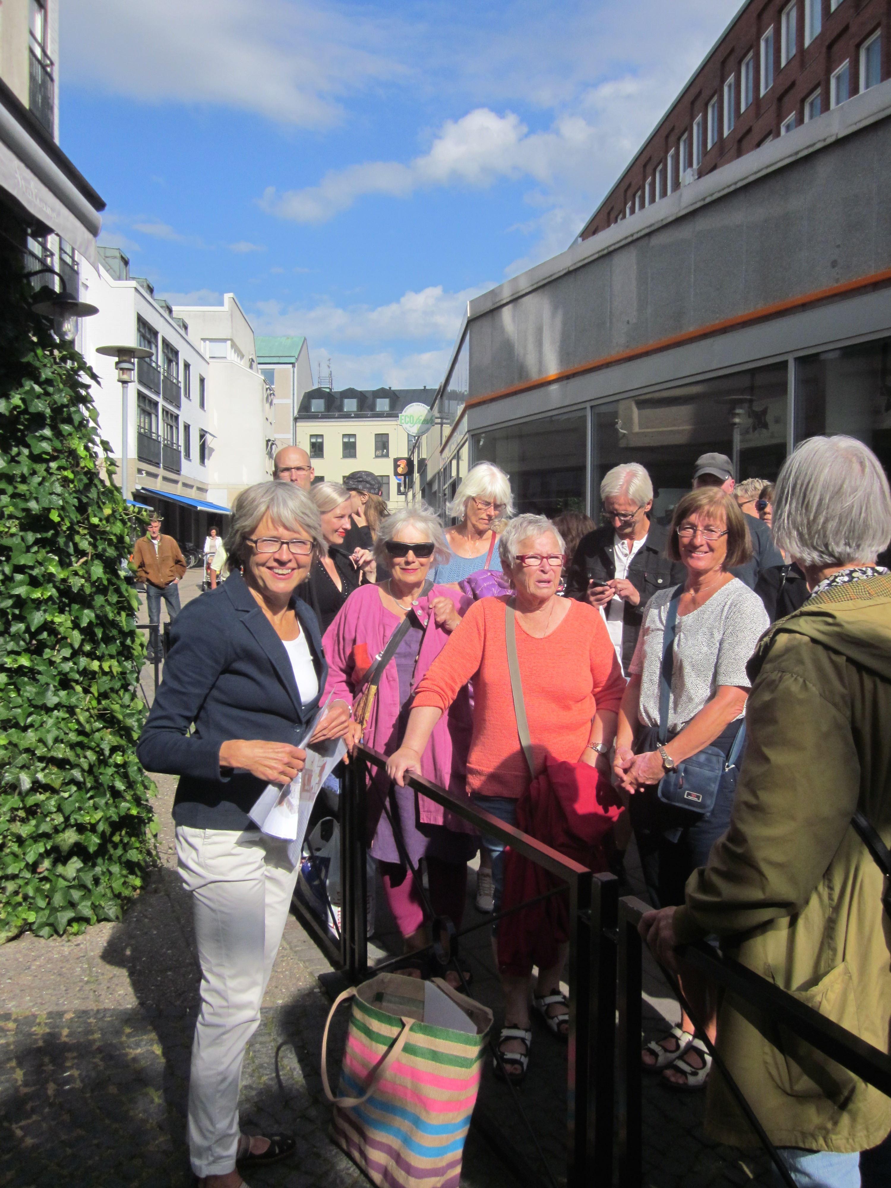 Guidad stadsvandring i Lunds centrala delar