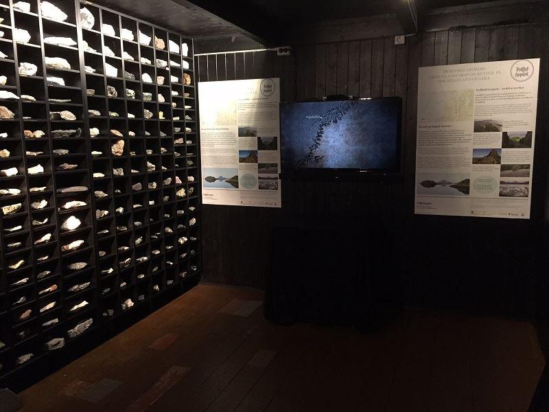 Helgeland Museum avd Vevelstad,  © Helgeland Museum avd Vevelstad, Berg- og mineralutstilling