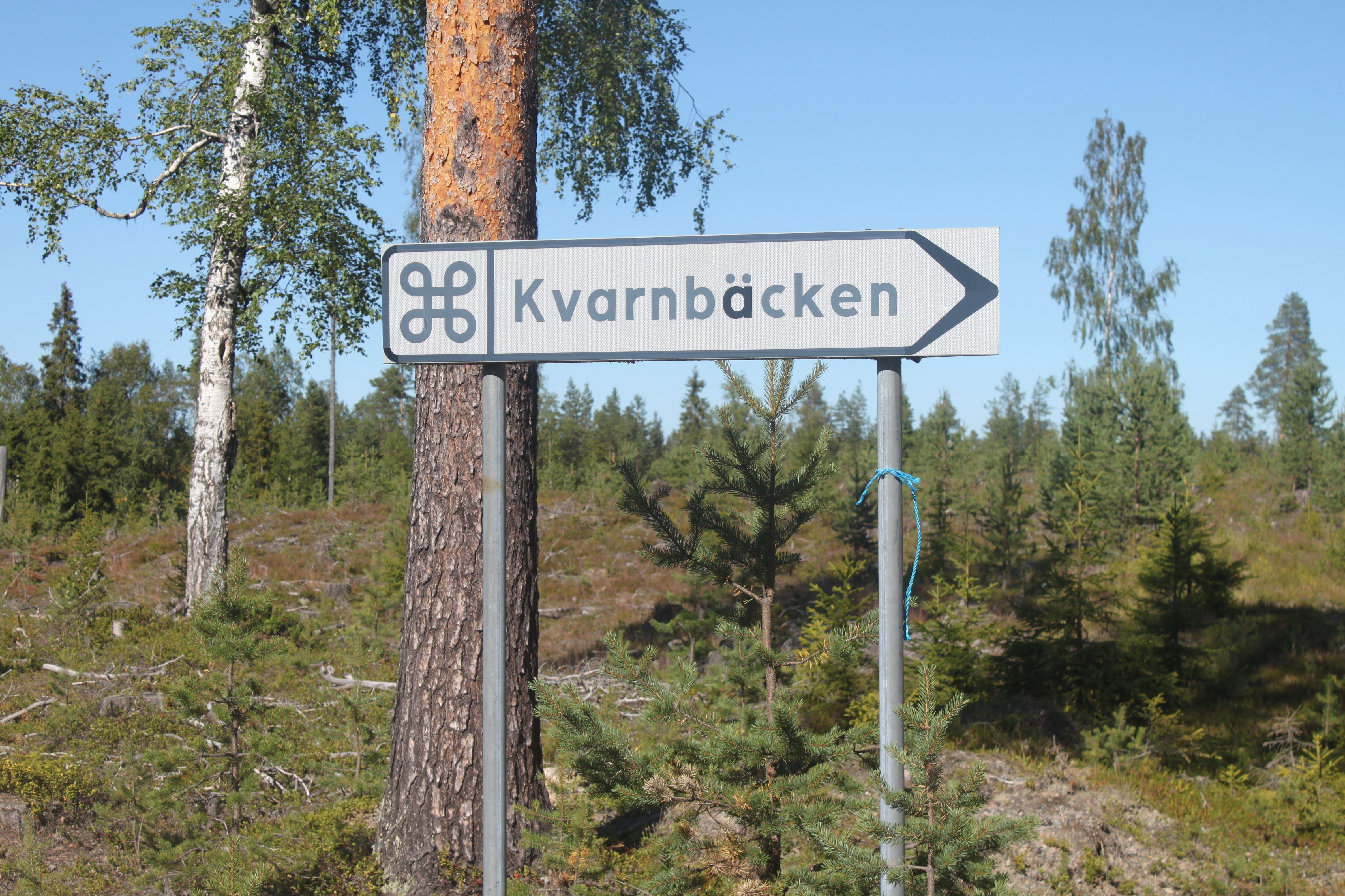 © Malå kommun, Kvarnbäcken Sandfors