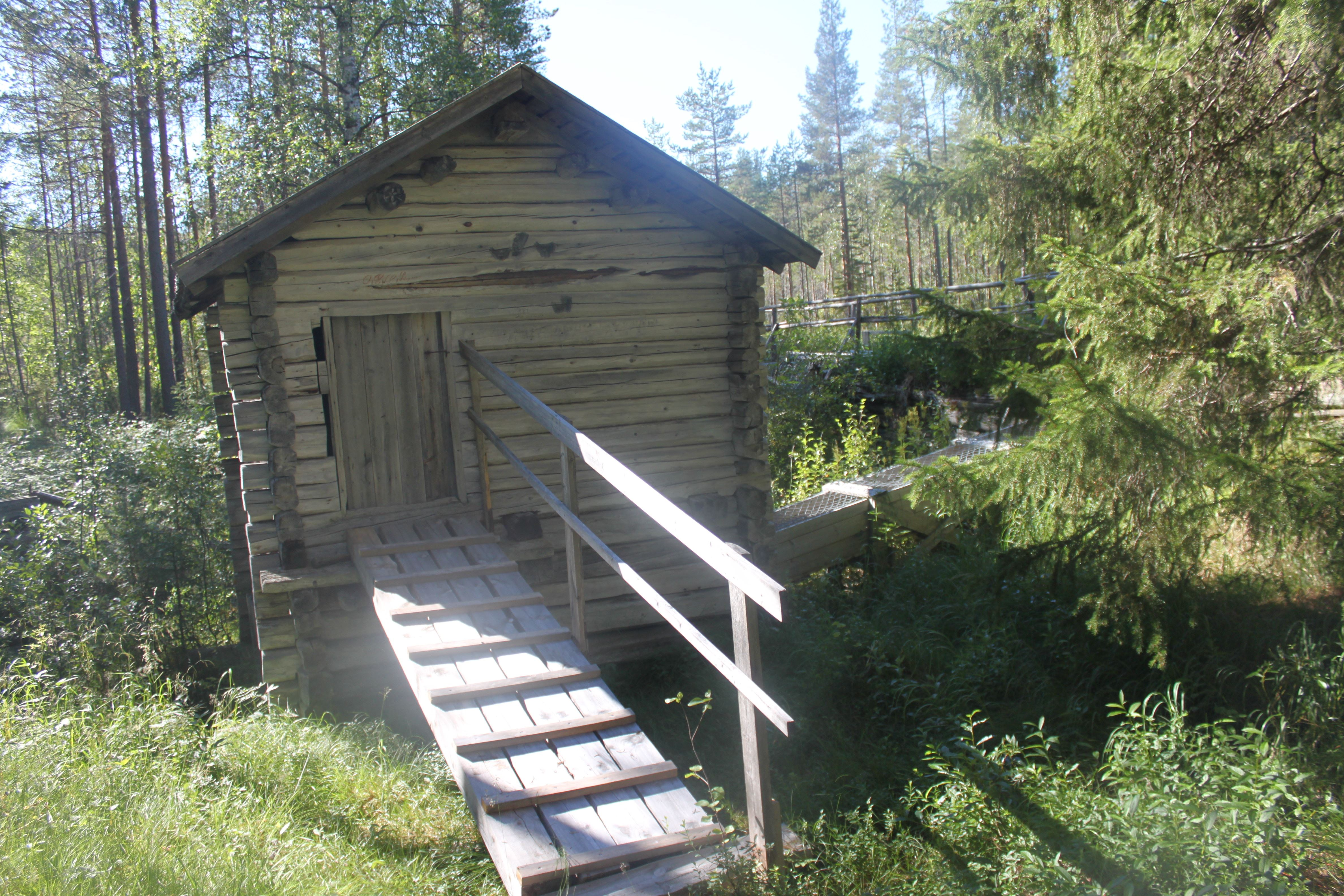 © Malå kommun, Kvarnbäcken Sandrors