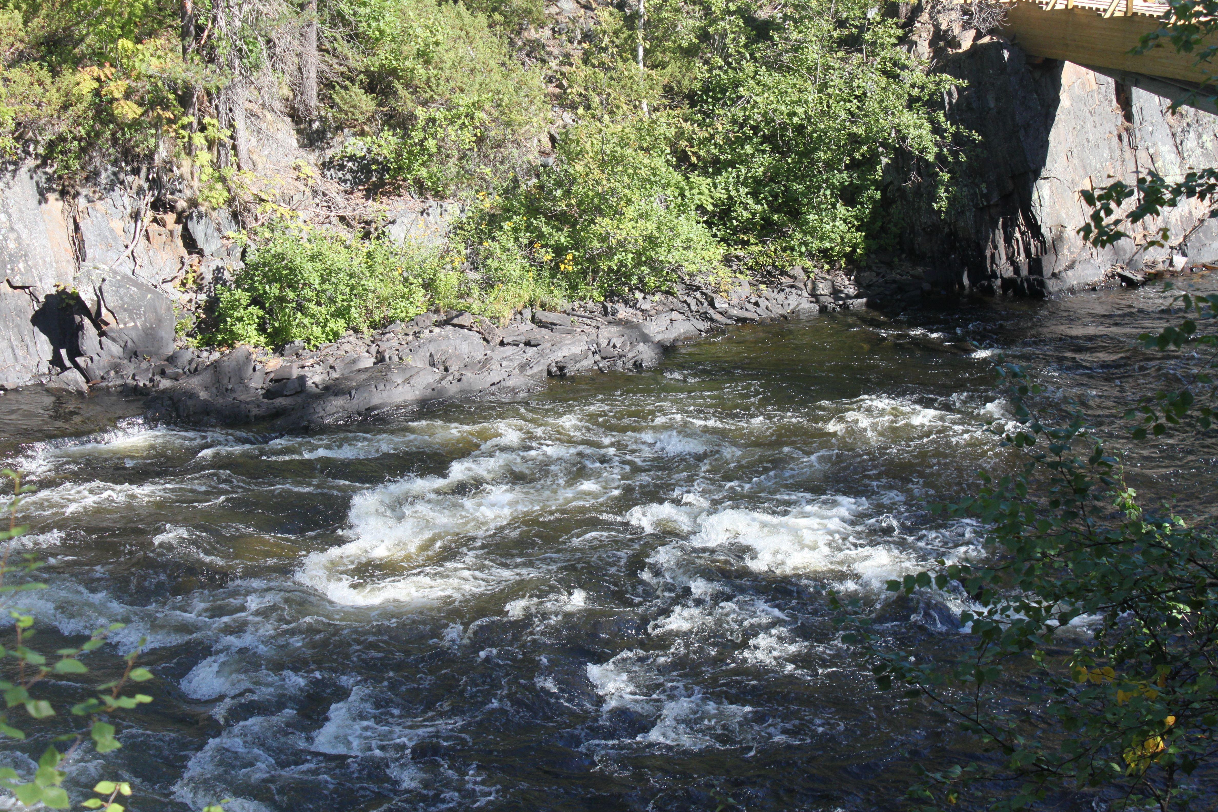 Malå-Storforsen naturreservat